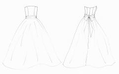 robe de mariée chloe
